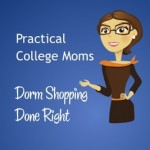 Dorm Room Shopping – Where to Shop and Strategies for Saving