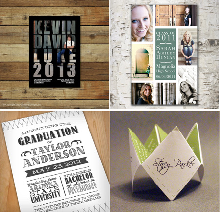 4 nontraditional graduation announcements from etsy artists etsygradannouncements filmwisefo Image collections